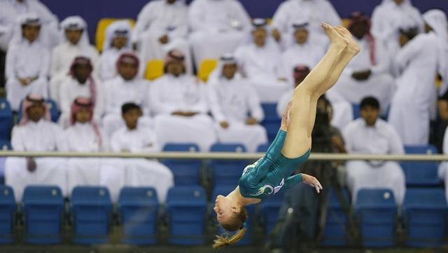 الدوحة عاصمة بطولة العالم للجمباز الفني عام 2018