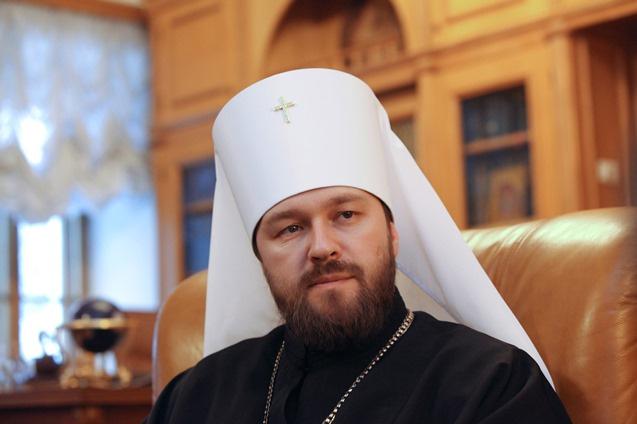 سلطات كييف تمنع رئيس قسم العلاقات الخارجية بالكنيسة الروسية من دخول أوكرانيا