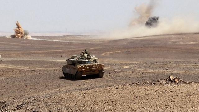 سلاح الجو الأردني يدمر سيارتين قادمتين من سورية
