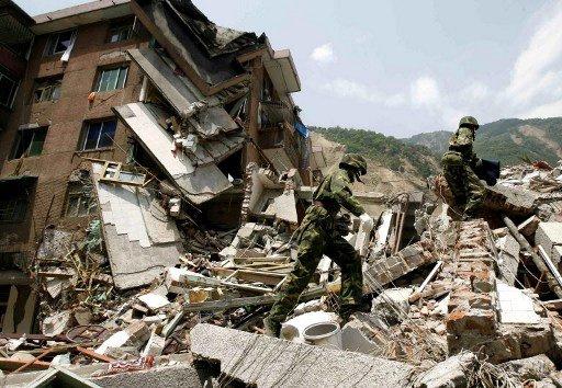 مقتل 18 عاملا بانهيار مصنع شرقي الصين