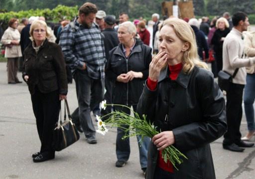 ارتفاع عدد ضحايا مجزرة أوديسا الى 48 شخصا