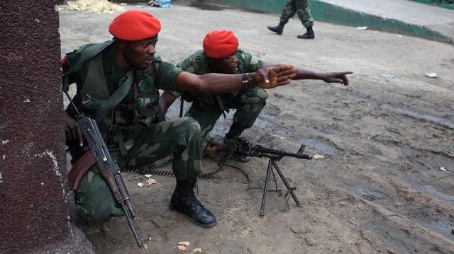 مقتل 11 شخصا في اشتباكات بين متمردين من الكونغو الديمقراطية وشرطة الكونغو برازافيل