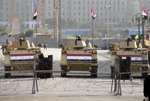 بدء خطة تأمين الانتخابات الرئاسية في مصر