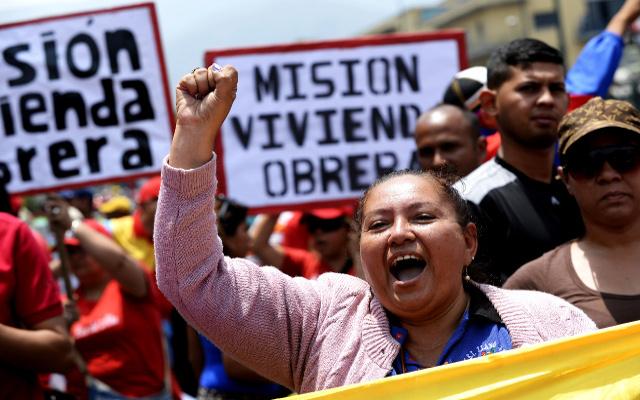 السلطات الفنزويلية تفرج عن معظم الطلاب المحتجزين