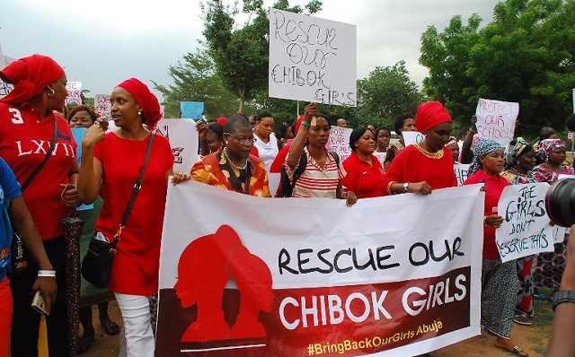 حكومة نيجيريا ترفض مبادلة المختطفات بعناصر