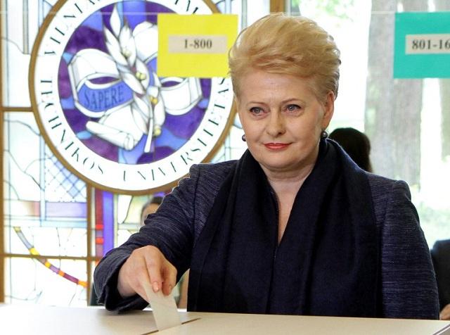 الجولة الثانية من الانتخابات الرئاسية في ليتوانيا ستجري في 25 مايو/أيار