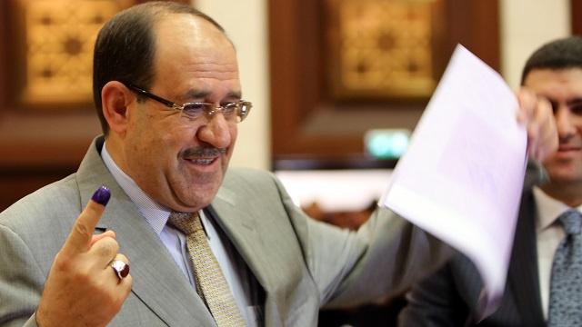 المالكي يسعى إلى تشكيل حكومة أغلبية سياسية في العراق