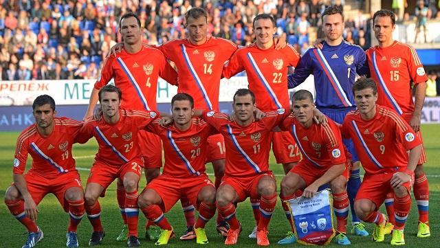 روسيا تخوض مونديال 2014 بلاعبين محليين