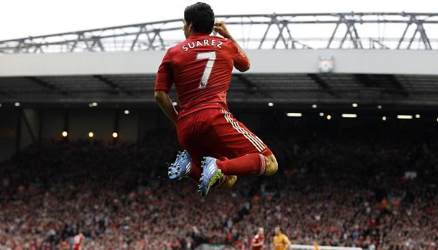 أهداف سواريز في موسم 2013-2014 (فيديو)