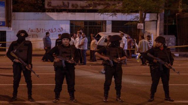 الداخلية المصرية: ضبط 40 خلية إرهابية