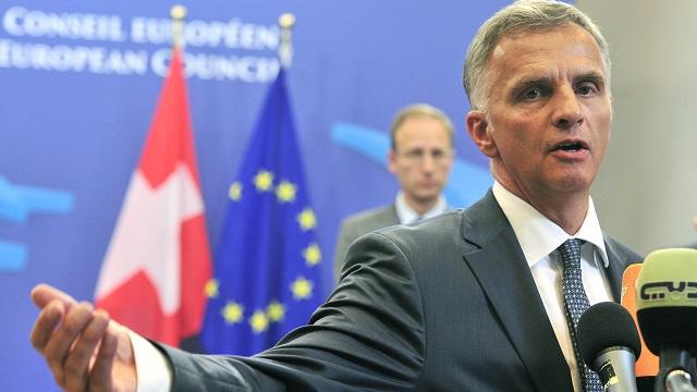بوركهالتر يأمل بموقف أوروبي إيجابي من