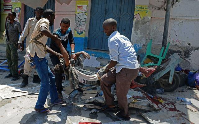 مقتل 12 شخصا بانفجار جنوب الصومال