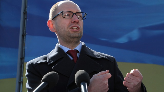 كييف تنتظر مليار يورو مساعدة من الاتحاد الأوروبي