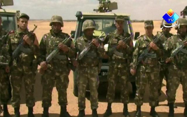 مقتل 12 مسلحا إسلاميا في الجزائر