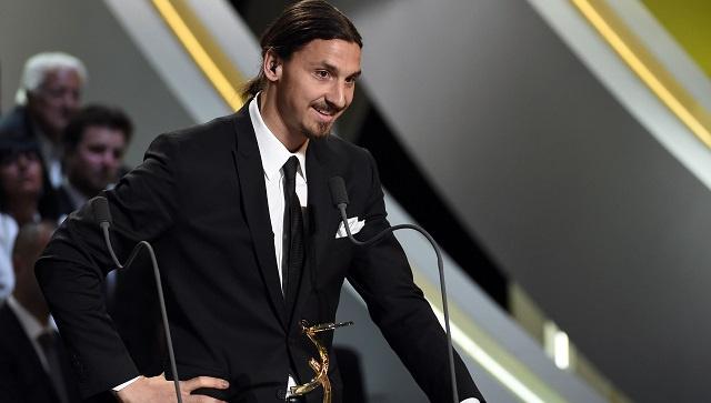 السلطان إبرا أفضل لاعب في الدوري الفرنسي للعام الثاني على التوالي