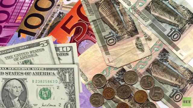 الروبل يرتفع أمام اليورو إلى أعلى مستوى في ثلاثة أشهر