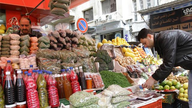 معدلات التضخم في سورية ارتفعت بنسبة 173% منذ بدء الأزمة