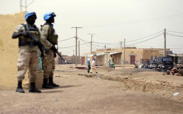 إصابة 3 من أفراد قوات حفظ السلام في شمال مالي