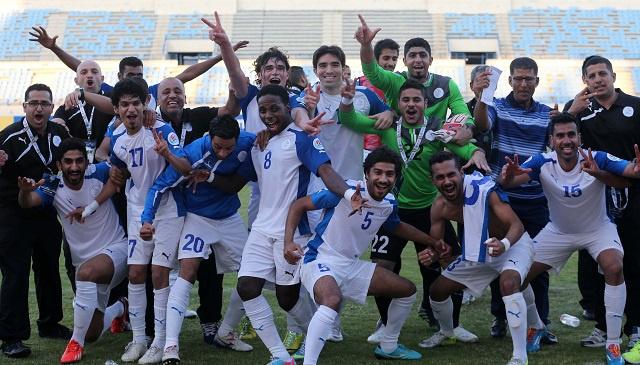 الحد يبلغ ربع نهائي كأس الاتحاد الآسيوي على حساب الصفاء