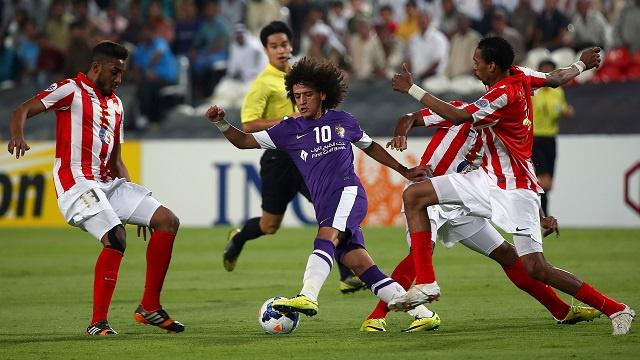 العين يكرر فوزه على الجزيرة ويبلغ ربع نهائي دوري أبطال آسيا
