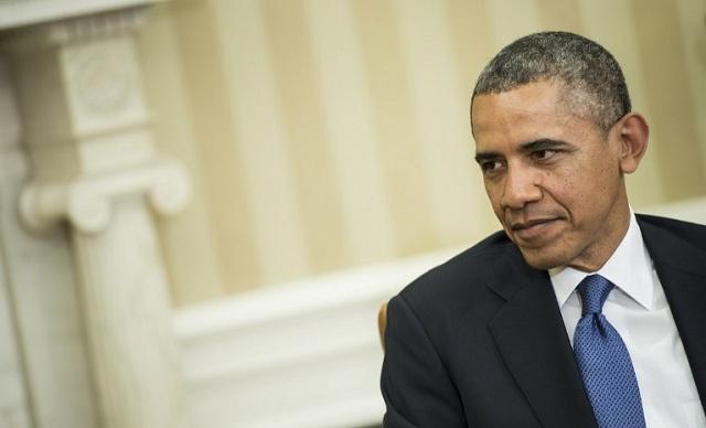 أوباما يلتقي الجربا ويؤكد رفضه للانتخابات الرئاسية القادمة في سورية