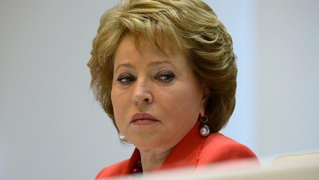 رئيسة مجلس الاتحاد الروسي تحذر من تقويض الانتخابات الرئاسية في سورية