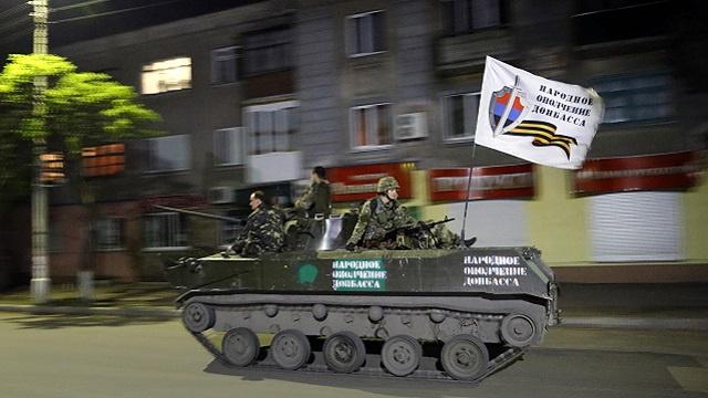 قوات الدفاع الشعبية: مقتل 8 عسكريين أوكرانيين في مواجهات جنوب شرق البلاد