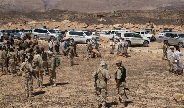 مقتل 10 عسكريين يمنيين و13 مسلحا في معارك بمحافظة شبوة