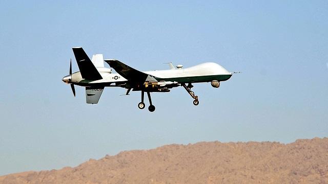 مقتل 10 مسلحين في هجوم بطائرة من دون طيار على الحدود الباكستانية الأفغانية