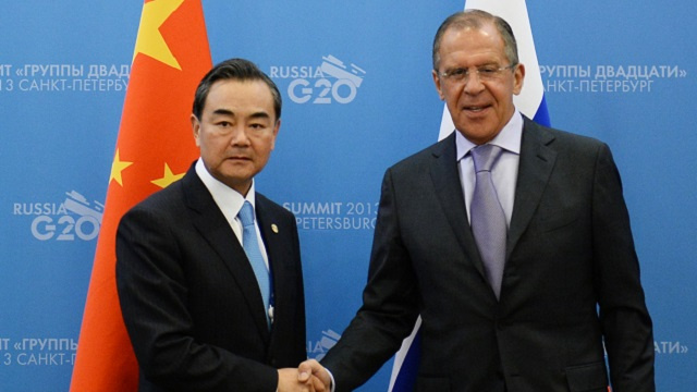 موسكو وبكين تنويان التعاون في مجلس الأمن الدولي بما في ذلك في الشأن السوري