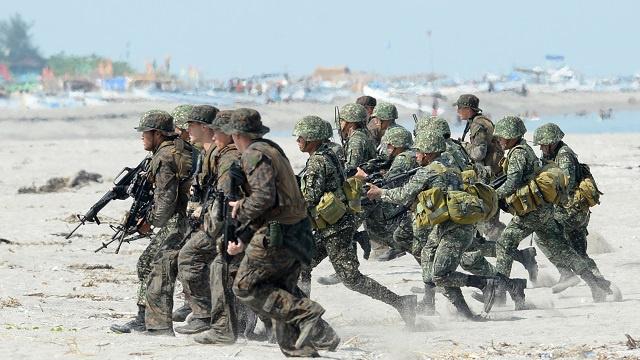 واشنطن تنقل 200 من مشاة بحريتها إلى صقلية بسبب مخاوف من الوضع في ليبيا