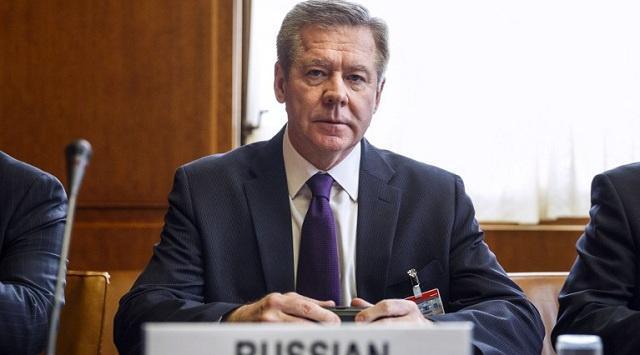 غاتيلوف: الغرب يدفع الفاشيين في أوكرانيا الى الاعتقاد بأنه يدعمهم
