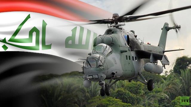 العراق يتسلم دفعة جديدة من مروحيات