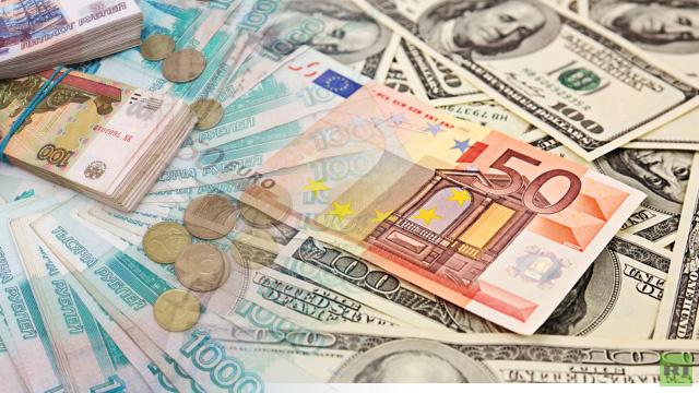 ارتفاع تدريجي في سعر صرف الروبل أمام الدولار واليورو