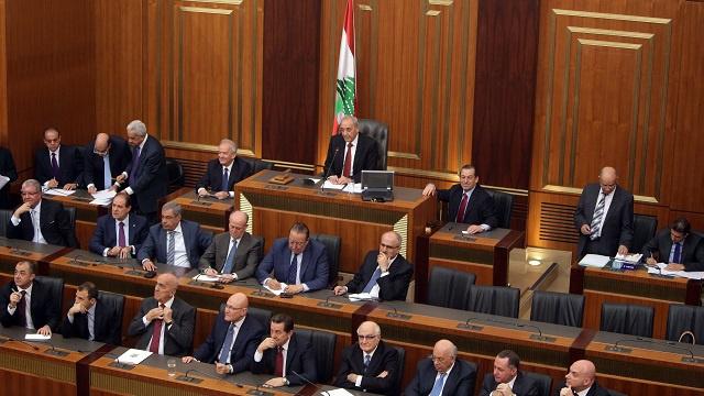 عدم اكتمال النصاب بالجلسة الرابعة لانتخاب رئيس لبنان وبري يحدد 22 مايو موعدا جديدا
