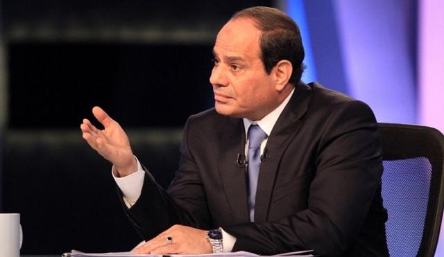 السيسي يطلب من واشنطن استئناف تقديم المساعدات لمصر ودعمها في مواجهة الإرهاب