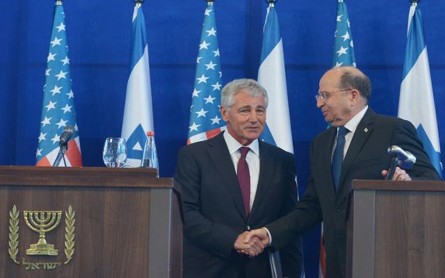وزير الدفاع الإسرائيلي: يجب استخدام كل الوسائل لمنع التهديدات الإيرانية