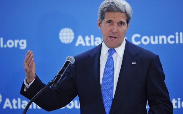 كيري: اطلعت على المعلومات عن استخدام الكلور في سورية