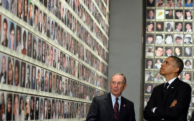 أوباما يفتتح متحف 11 سبتمبر