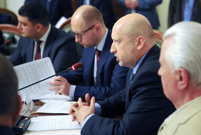 الولايات المتحدة تعتبر الجلسة الأولى للطاولة المستديرة في أوكرانيا ناجحة