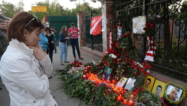 اعتقال مشتبه بتورطه في جريمة قتل أثارت احتجاجات واسعة في مدينة بضواحي موسكو