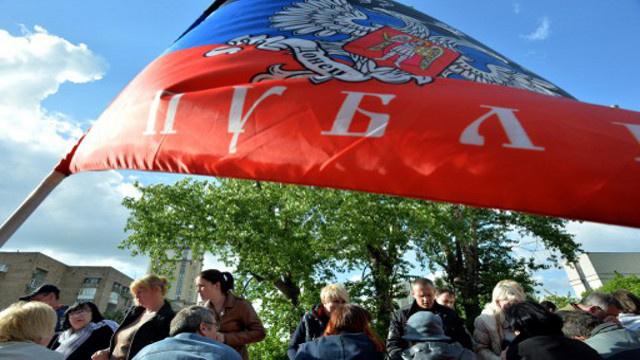 موفدنا: مبنى الإدارة المحلية في دونيتسك يتعرض لهجوم بالغاز من قبل مجهولين