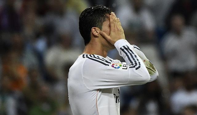 رونالدو على بعد هدف من الفوز بجائزة الحذاء الذهبي