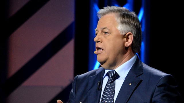 المرشح الشيوعي لرئاسة أوكرانيا ينسحب من السباق الانتخابي