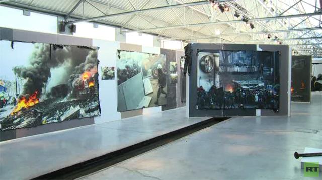 بروكسل تشهد افتتاح معرض