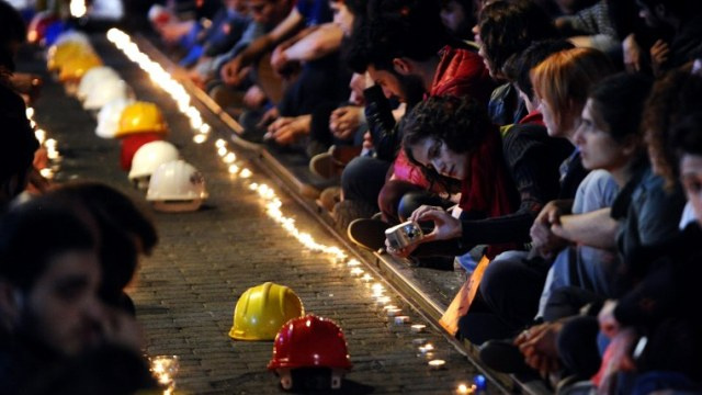 انتهاء عمليات الانقاذ بمنجم سوما التركي والحصيلة النهائية للقتلى تجاوزت الـ300