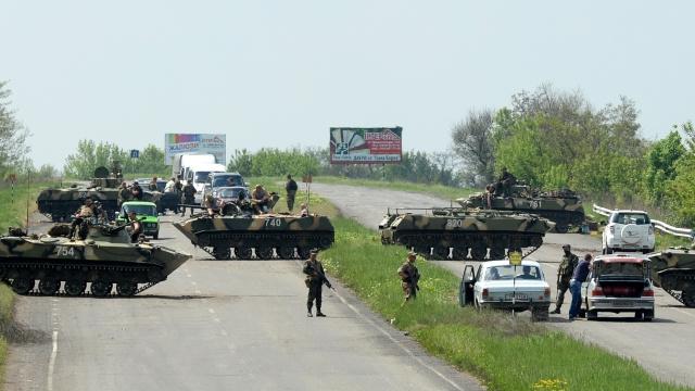 مبعوث منظمة الأمن والتعاون في أوروبا يدعو الأوكرانيين إلى البحث عن حل وسط