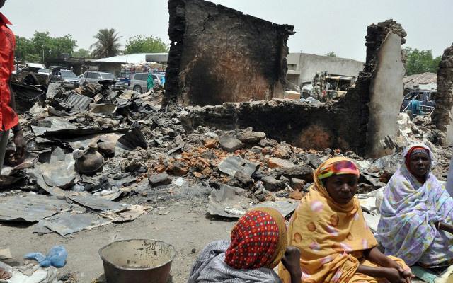 قادة 5 دول إفريقية يعلنون الحرب على جماعة بوكو حرام