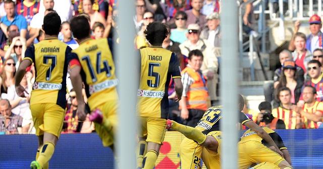 رسميا.. أتليتكو مدريد بطلا للدوري الإسباني