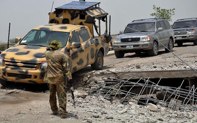 الشرطة الكاميرونية ترجح نقل الصينيين المختطفين الى نيجيريا